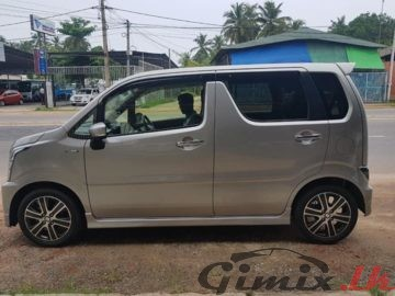 Suzuki Wagon r Stingray turbo 2018