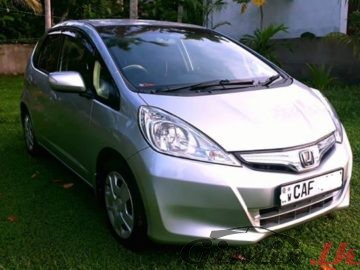 Honda Fit GP1
