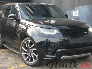 LAND ROVER DISCOVERY 5 HSE