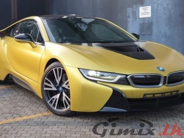 Brand New BMW i8 Individual Pro-tonic Edition