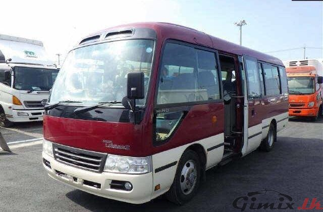 Toyota Hino Coaster Bus for sale