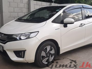HONDA FIT GP5 2014