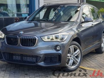 2019 BMW X1 MSPORT SDRIVE 18i