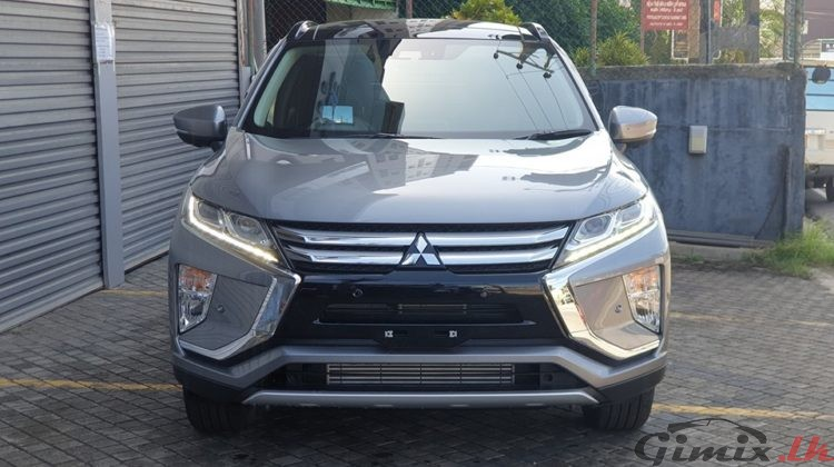 2019 MITSUBISHI ECLIPSE CROSS EXCEED