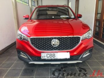 MG ZS Turbo