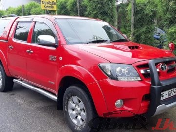 Toyota Hilux Invisible 3L