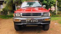 Toyota Cab for sale