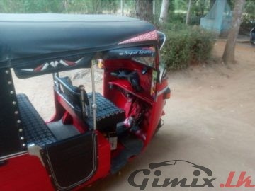 Bajaj Three Wheeler 2007 4stock