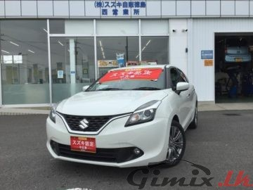 Suzuki Baleno Turbo 2017 (Japanese Domestic Version)