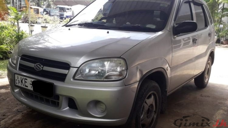 Suzuki Swift Jeep Model Center Antena 2004