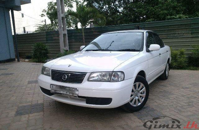 NISSAN SUNNY FB 15 SUPPER SALOON