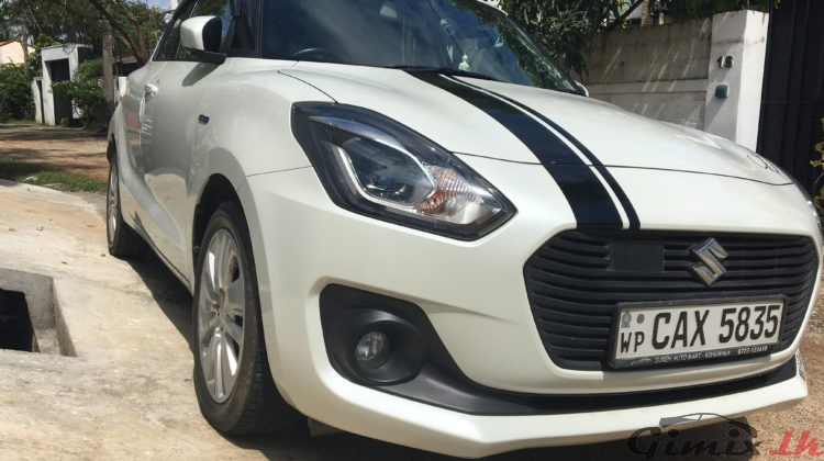 Suzuki Swift RS Safety Hybrid 2017