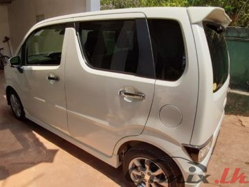 Suzuki Wagon R Stingray Safety