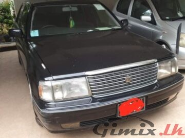 Toyota Crown JZS 155 B/N