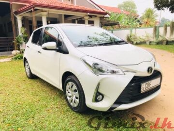 Toyota Vitz 2nd Edition 2018